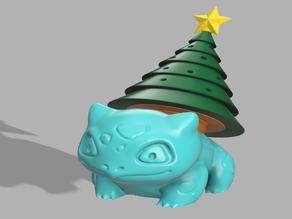 Christmas Tree Bulbasaur