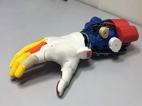 Flexibone Prosthetic Hand 2019