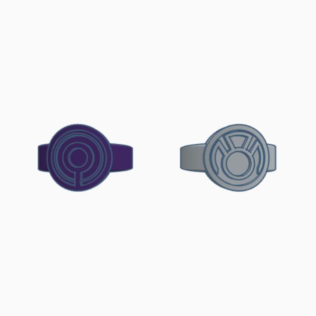 Ultraviolet and Phantom Ring