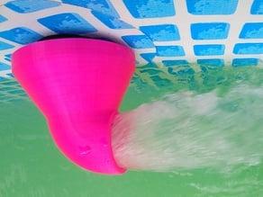 Intex waterjet bend