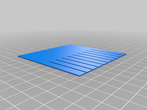 Sliceform Cube