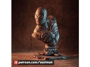 Spider-Man bust (fan art)