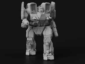 MAL-1R Mauler for Battletech