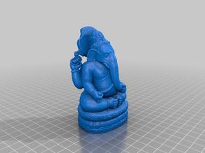 Javanese Ganesha