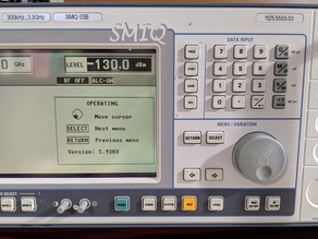 Rohde & Schwarz SMIQ/SMT/SME Signal Generator compatible knobs