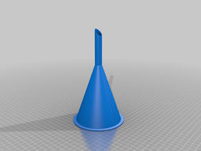 My Customized Parametric funnel