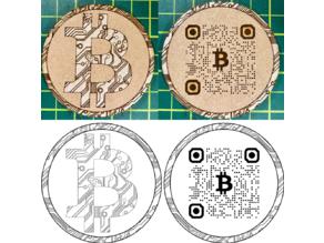 Bitcoin Crypto Wallet Token