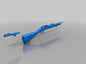 Lebel French Rifle