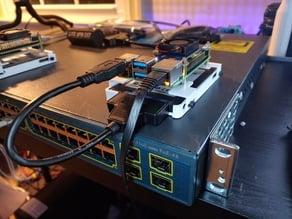 Raspberry Pi 4 - SSD & Pi Mount