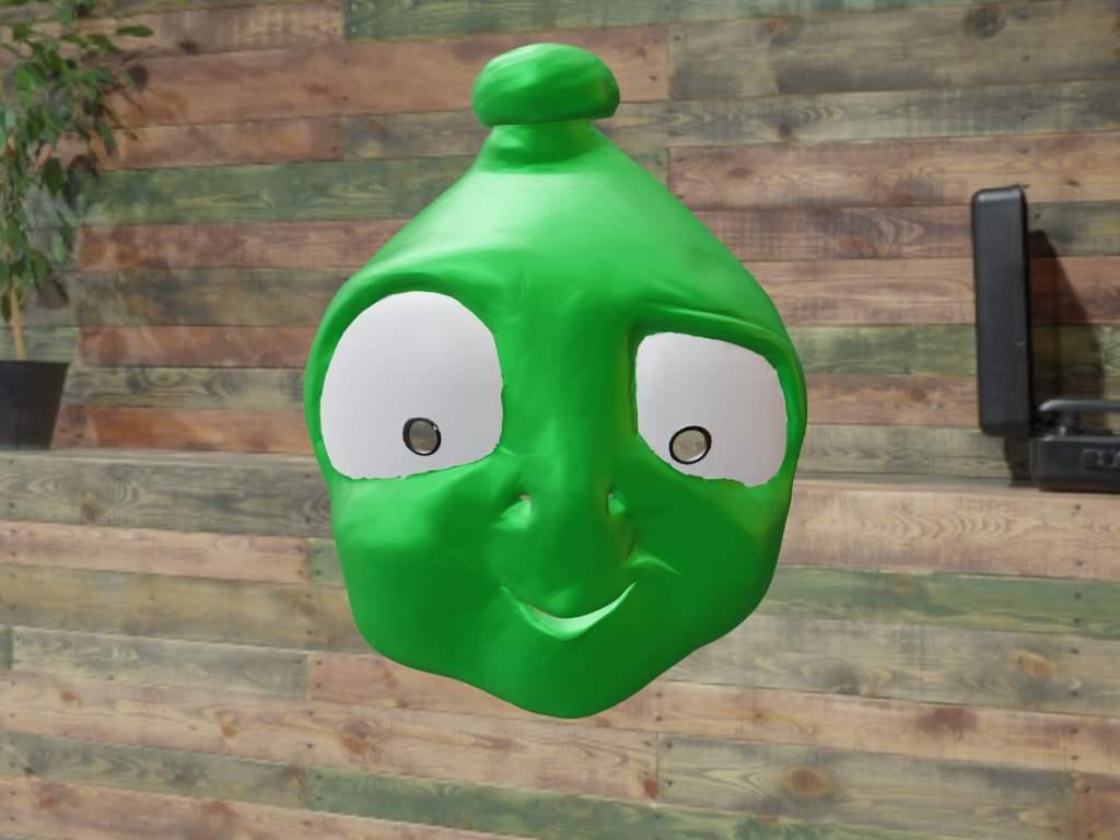 Alzák mask