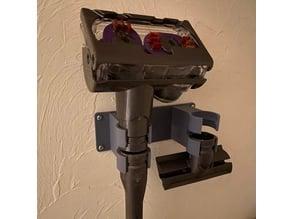 Dyson Vacuum v6 Multi Tool Wall Mount
