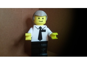 Lego Toilet Paper Roll Holder TP Parts
