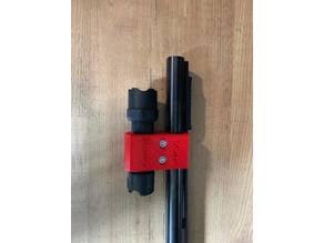 Shotgun Flashlight Holder