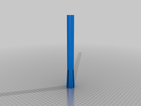 Headset cup/race removal tool (openscad) - doesn't work
