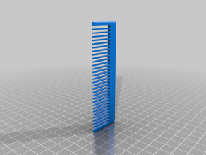 Comb (with customizer)
