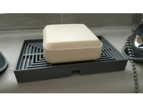 Soap Dish With Drainage