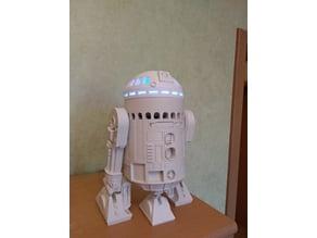 R2D2 Echo Dot 3rd Gen Stand