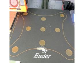Ender 3/Pro Bed Level Calibration