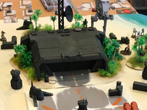 Scarify Bunker for Star Wars Legion