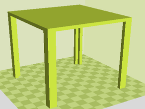 Simple Knick-Knack Shelf