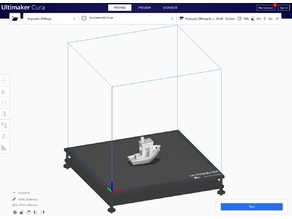 Anycubic i3Mmega and Anycubic i3Mmega-S platforms for Cura 4.9.0