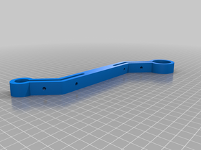 Parametric Pipe Connector Arm