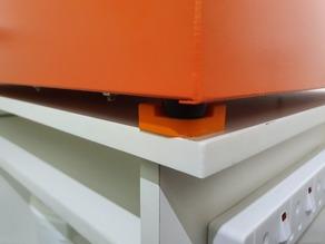 K40 Laser leg foot standoff holder