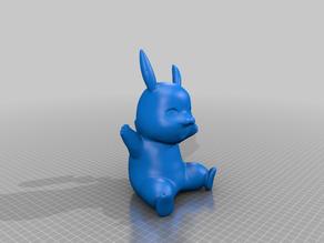 Pikachu Towbar