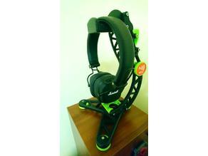Headphone stand remix