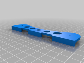 TUSH rails with 3mm hole