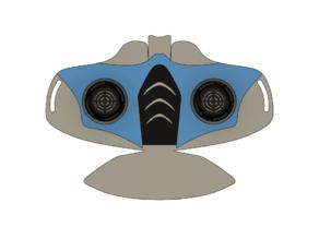 COVID Sub Zero Mask