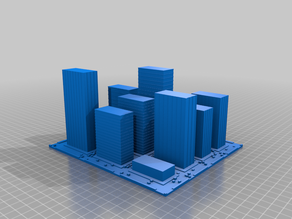 My Customized Generative City