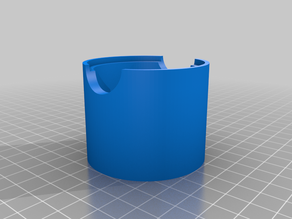 Customizable coffee capsule holder