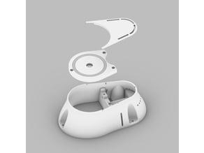 EEZYBOTARM MK2 - BASE Redesign