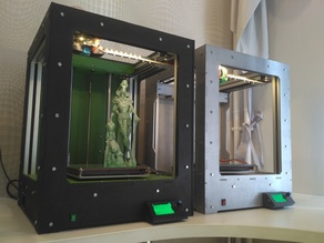 3DZILLA DIY 3D-PRINTER