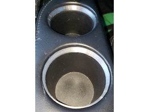 Cup holder trim ring Toyota Avalon 2013-2018