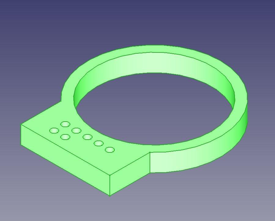 Referenz für Durchmesser 31,0 bis 32,0mm
