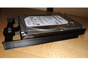 "supermicro 3,5"" hdd drive caddy tray (Non-Screw and Screw version!)"