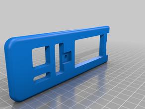 Yaesu FT-891 side frames