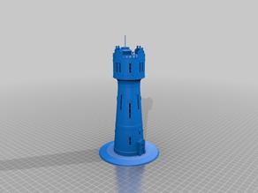 Water tower Den Helder