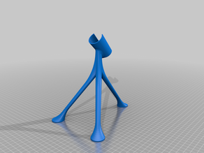 Singstar Microphone Stand