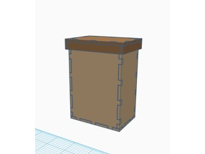 Better Simple Laser Cut Deck Box