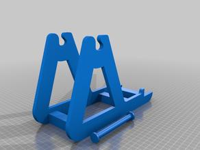 Soporte rollo filamento impresora AU20