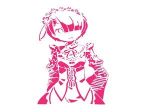 Ram stencil