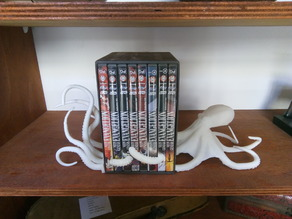 Octopus Book Ends