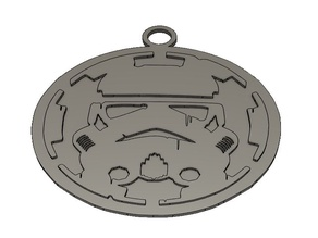 Star Wars Storm Trooper Ornament