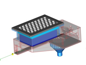 Air Scrubber for an Ikea (TINGBY) based enclosure