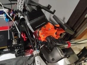 Ebike Front Lamp GoPro Mount - Star Union QD213-2 / E-Biker RAPID LIGHT 48V