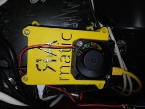RaspberryMatic Case with Fan