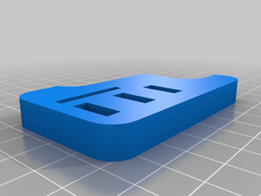 Desk Organizer USB / SD Card Inset